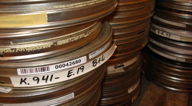 De l'œuvre à l'archive, de l'archive à l'œuvre – Séance 7 – L'archive comme invention – 1