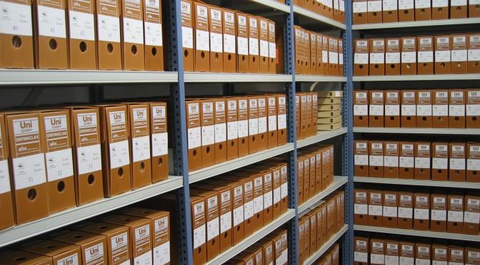 Archive et création : entre ordre et désordre – Séance 2 – Impact de la pratique archivistique sur la recherche – 1